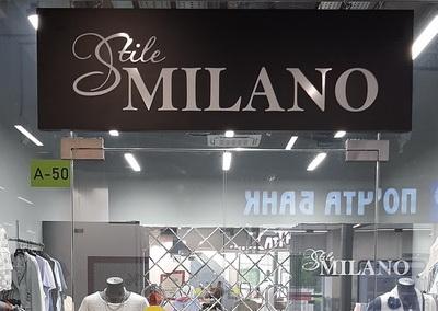 Stile Milano